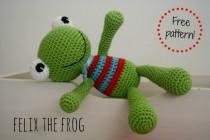 felix-the-frog-pattern