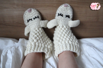 Pantoffels-schaap