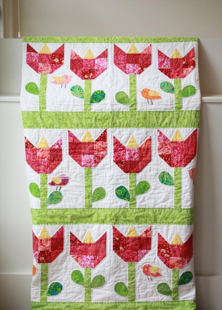 Zelf maken met stof freubelweb freubelweb for Quilt maken met naaimachine