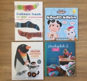 Review Stapeltje Nieuwe Haakboeken Freubelweb Freubelweb