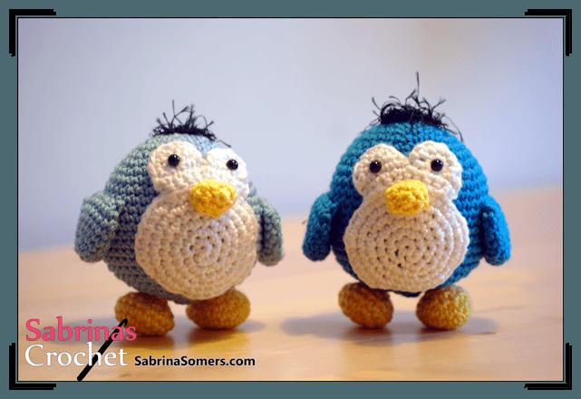 Gratis Haakpatroon Pinguin Freubelweb