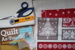 kerstquilt-start
