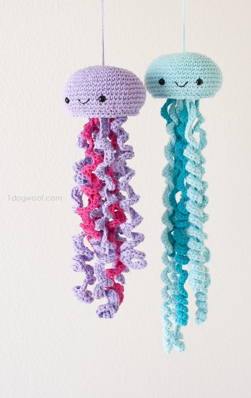 Gratis Haakpatroon Kwal Oftewel Jellyfish Freubelweb