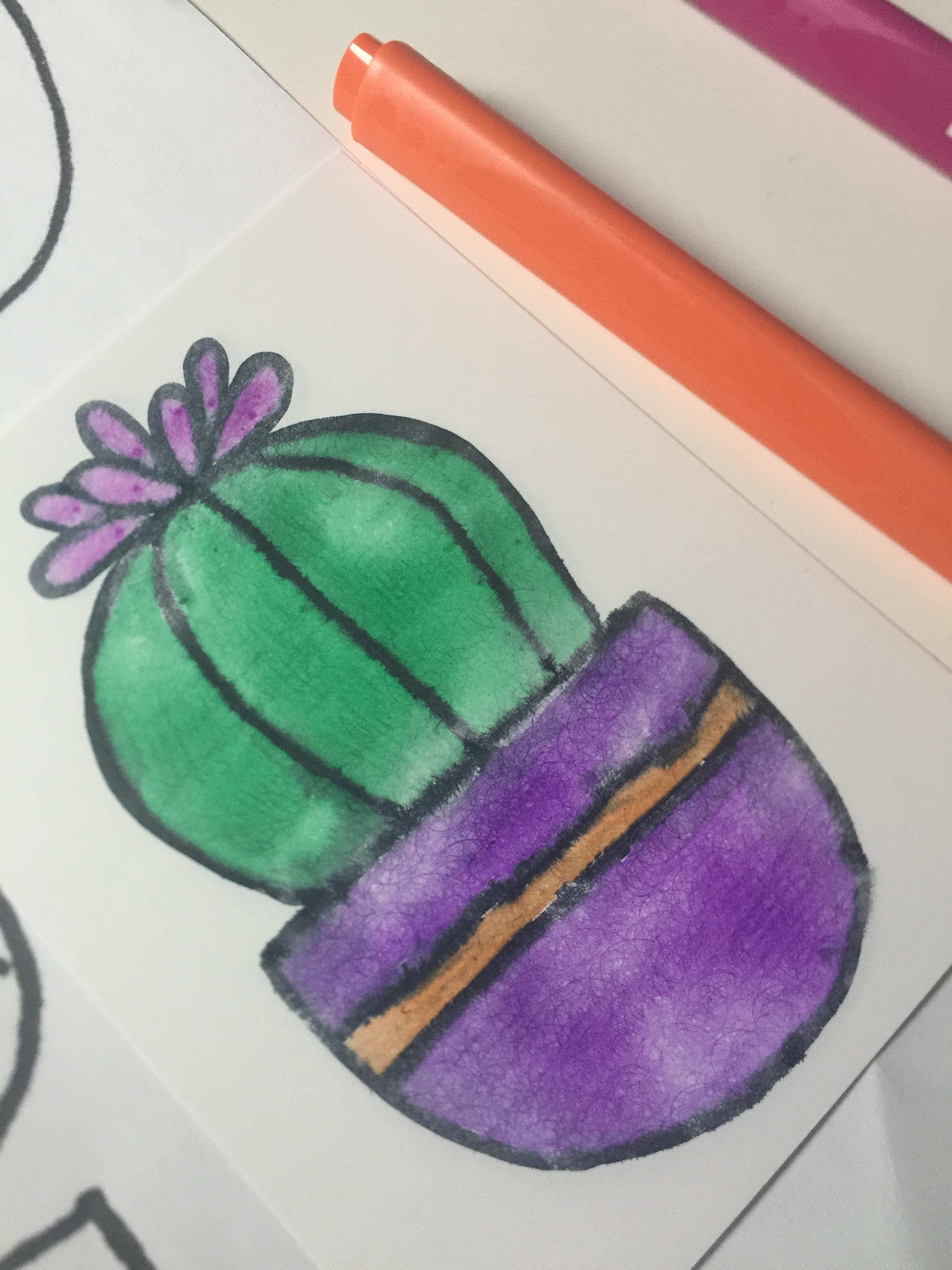 inkleuren_cactus3