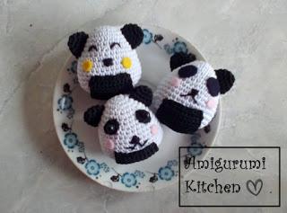 Gratis Haakpatroon Panda Freubelweb Freubelweb