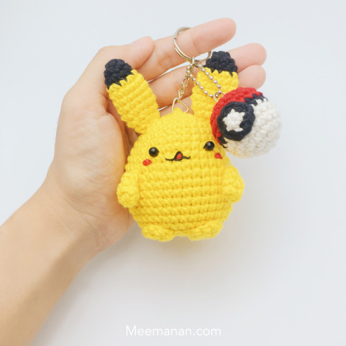 Gratis Haakpatroon Pikachu Freubelweb Freubelweb