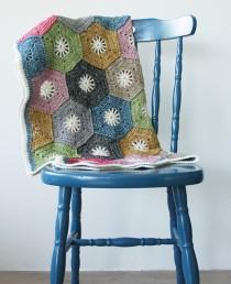 hexagon deken