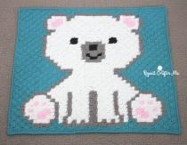 ijsbeer deken