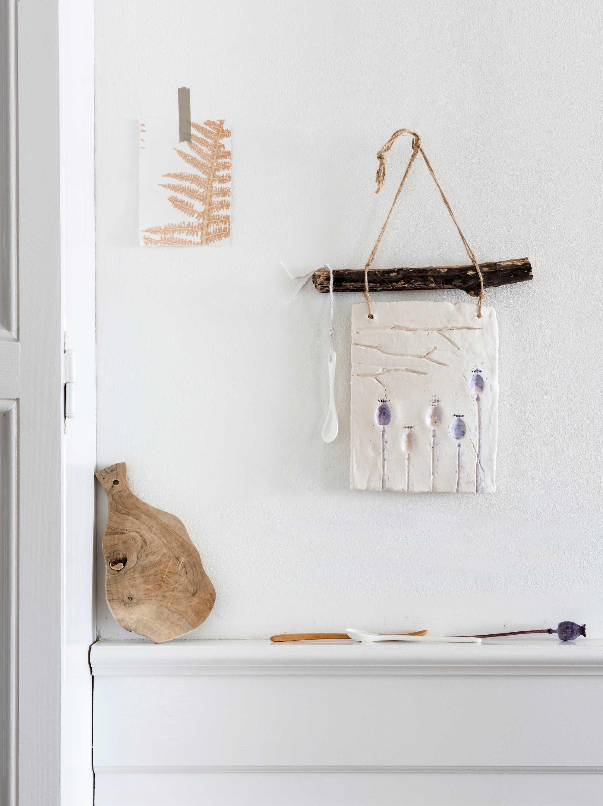 Plankje Voor Aan De Muur.Zelf Maken Met Klei Plankje Freubelweb Freubelweb