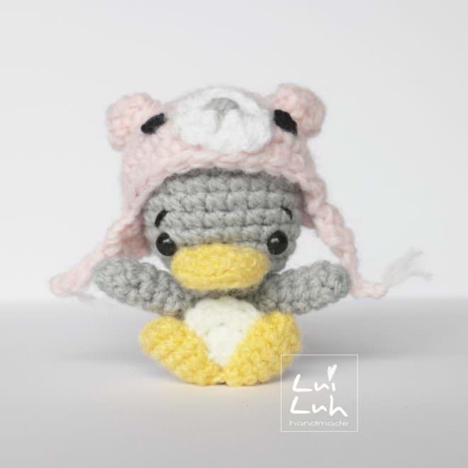 Gratis Haakpatroon Baby Pinguïn Freubelweb Freubelweb
