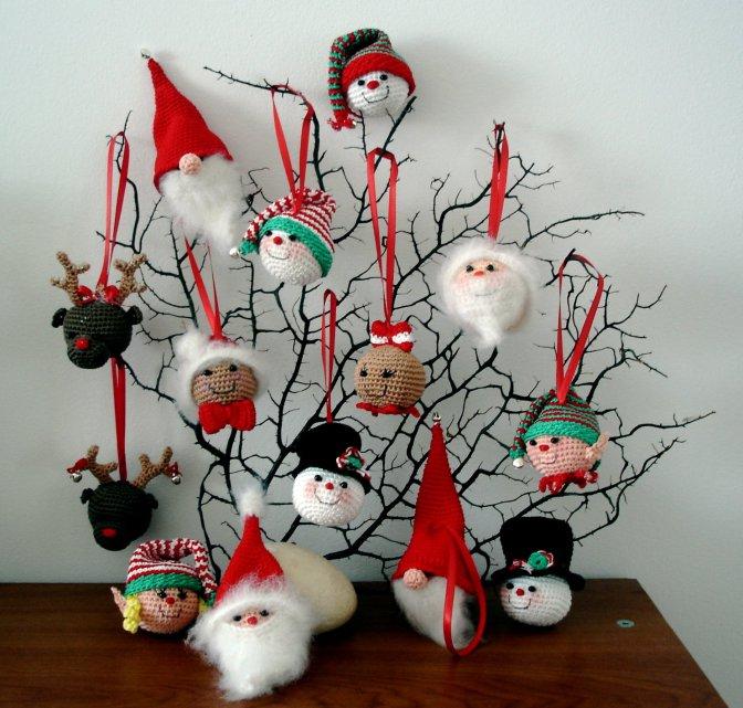 Gratis Haakpatroon Kersthangers Freubelweb Freubelweb