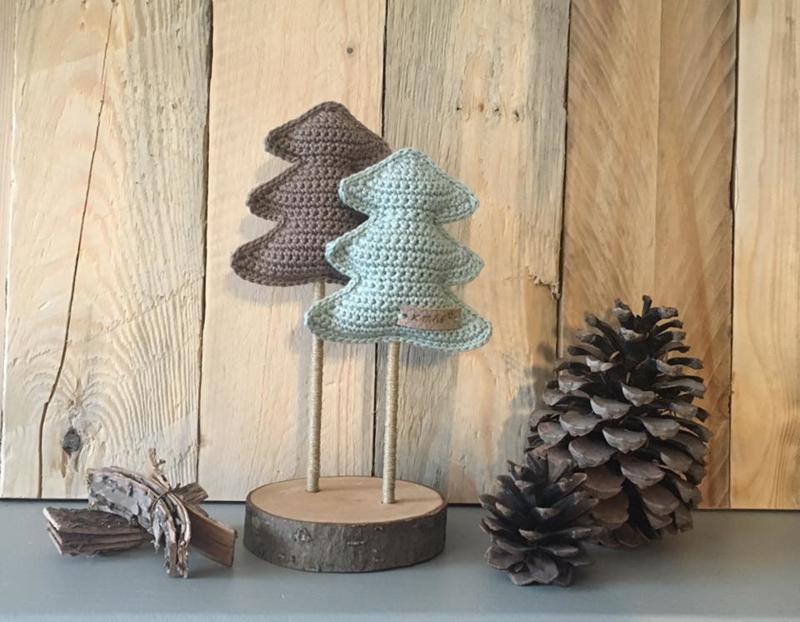 Gratis Haakpatroon Kerstboompje Freubelweb Freubelweb