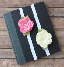 boekenlegger bloem