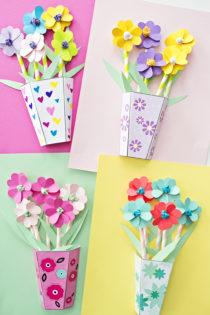 bloemenvaasje