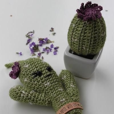 Gratis Haakpatroon Cactussen Freubelweb Freubelweb