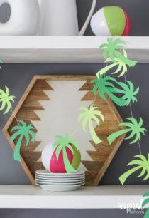 palmbomen slinger