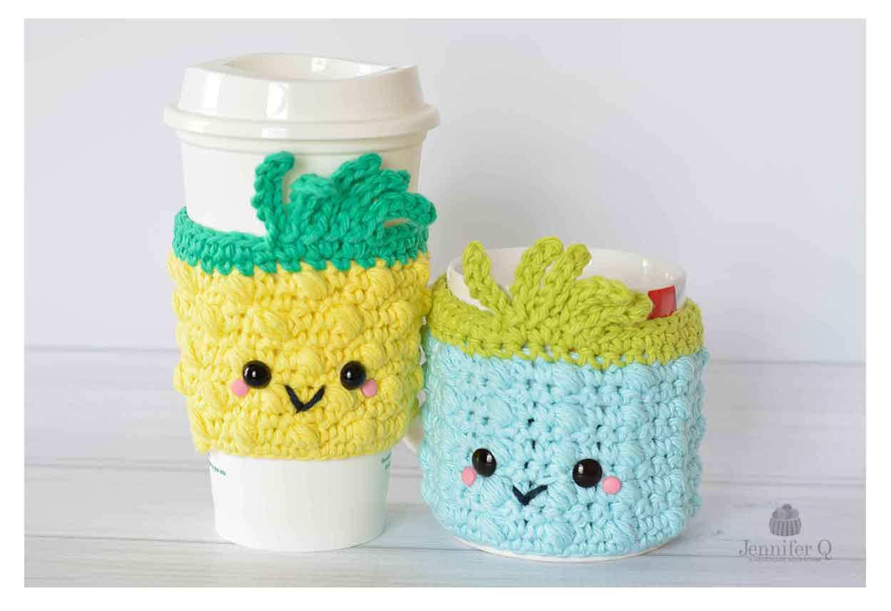 ananas mug cosy