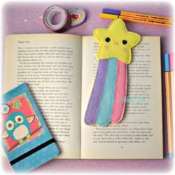 Make a Wish boekenlegger
