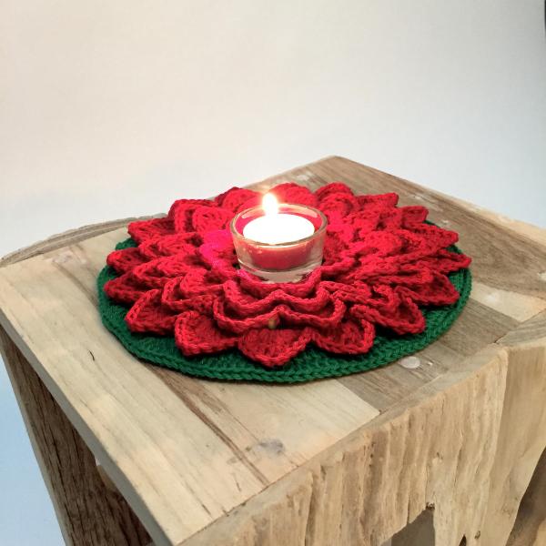 kerstbloem