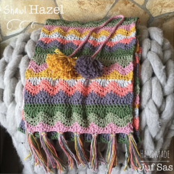 gehaakte sjaal