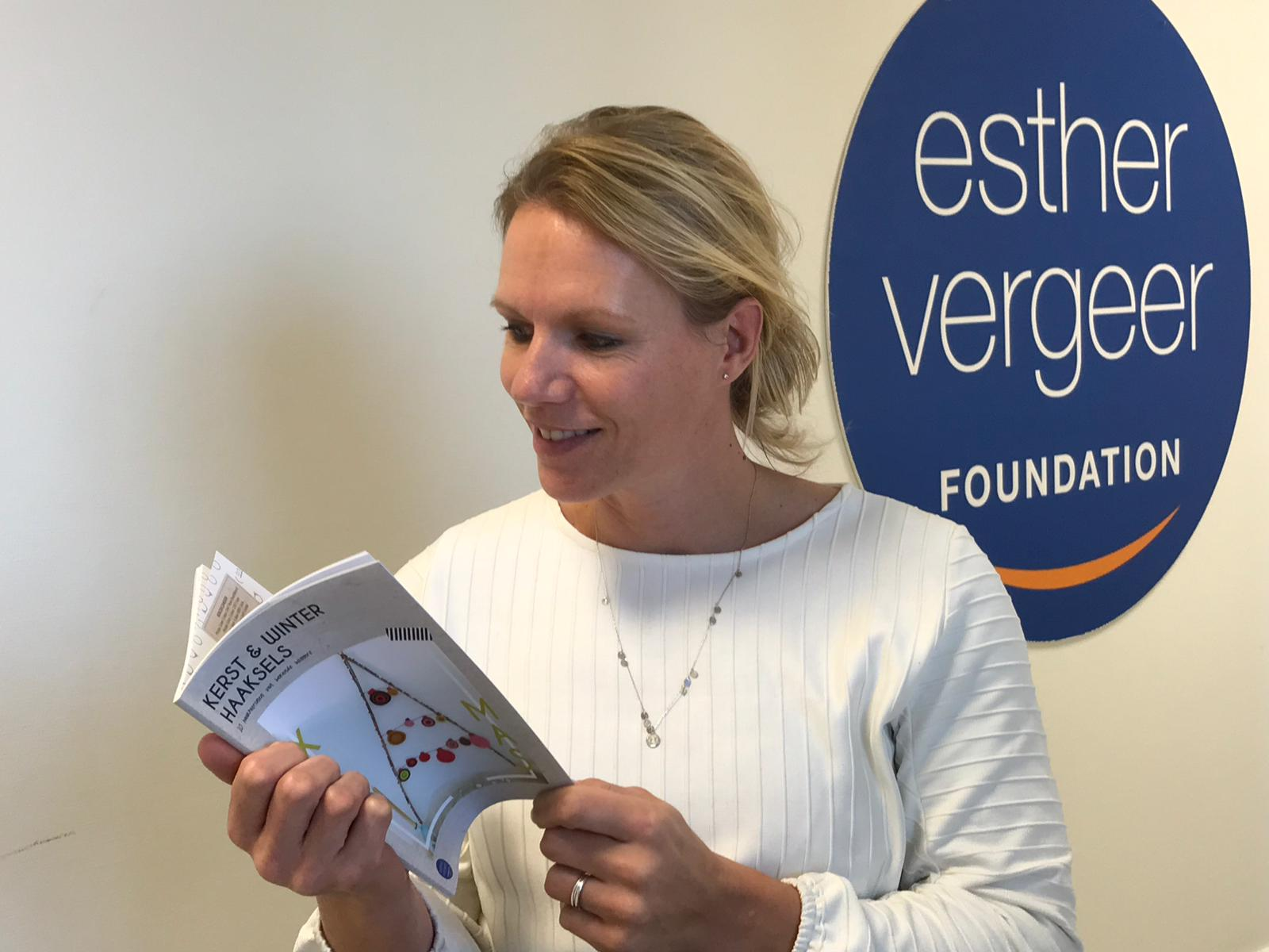 Esther Vergeer haakboek