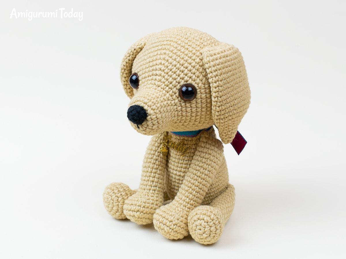 Gratis Haakpatroon Puppy Freubelweb Freubelweb