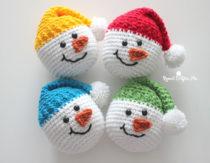 sneeuwpoppetjes