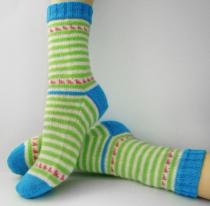 gratis breipatroon sokken