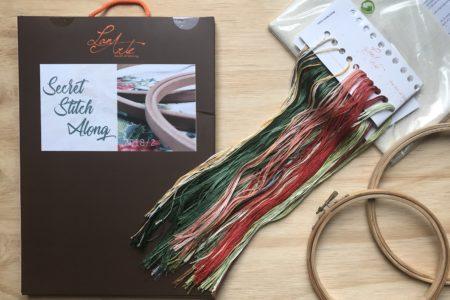 Secret Stitch Along 2018/2 – borduurpakket
