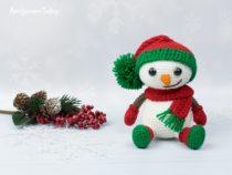 sneeuwpop haken