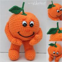 vitamini mandarijn haakpatroon
