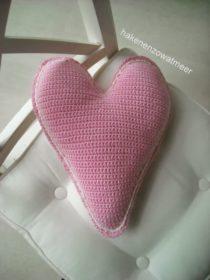haakpatroon hart
