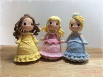 prinsesjes haakpatroon