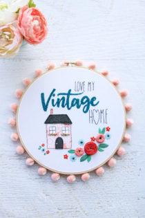 my vintage home
