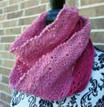 shin-yu infinity shawl