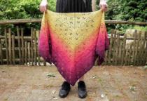 haakpatroon sjaal