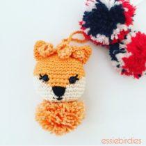 haakpatroon oranje leeuwin