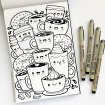 kawaii koffie