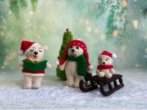 kersttafereel haken
