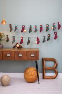 kerstsokjes adventkalender