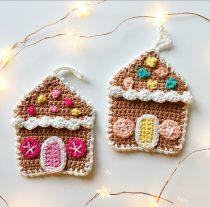 gingerbread huisjes