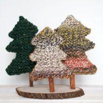 kerstboom breien