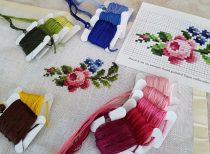 roosje borduren