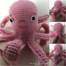 okki octopus haakpatroon