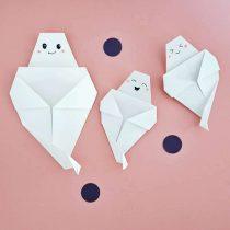origami spookjes