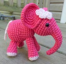 haakpatroon olifant