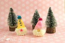 Zelf maken kerstkabouters