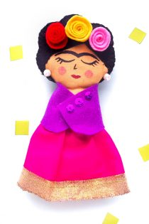 Frida Rag Doll pop