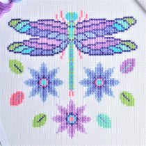 libelle borduren