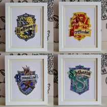 borduurpatronen Harry Potter